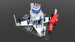 Concepteur de Stand en 3D et Evénementiel