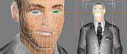 Animation de visage en 3D