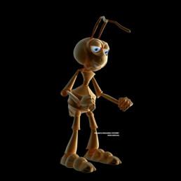 personnage fourmie