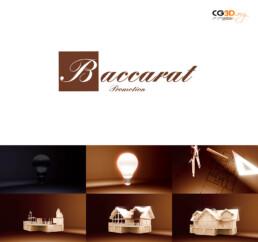 Réalisation d'un générique 3D - promotion immobilière