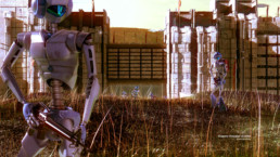 Modélisation d'un robot en 3D