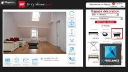 Configurateur 3D BUT | Modélisation de l'ensemble du catalogue en 3D temps réel