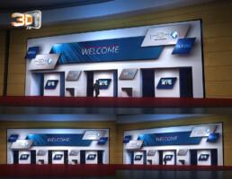 Global Competitiveness Forum   Création de roughs 3D