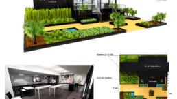 Rough Evenementiel en 3D | Client: Guerlain