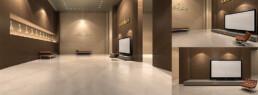 Visite virtuelle 3D d'un corner shop Lepage