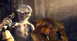 Kaena La Prophétie | Personnage en 3D