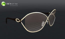 image 3d lunettes