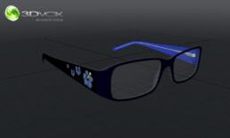 modeling 3d lunette