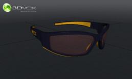 freelance 3d lunette