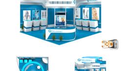 Concepteur de Stand d'exposition | Client: LION