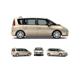 Visualisation Automobile en 3D Renault Espace