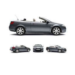 Perspectives 3D Automobiles Renault Megane Cabriolet