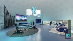perspectiviste 3d évènementiel et design de stands