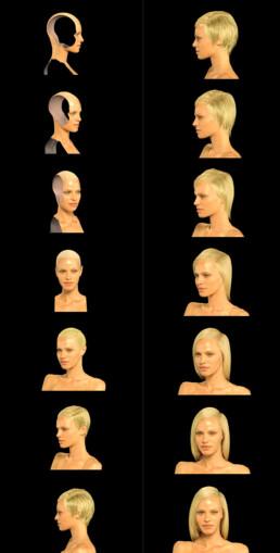 Réalisation d'effets spéciaux 3D