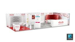 stand laboratoire pharmaceutique designer freelance