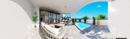 visites virtuelles 3d - vr 360 - immobilier freelance