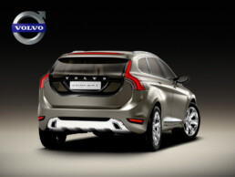 Client: Volvo | Agence: Sparkvision (Suède) | Images de synthèse