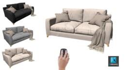 configurateur 3d de canapé