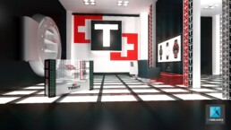 design de commerces - image 3d magasin concept Tissot