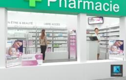 image 3d pharmacie