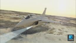 animation 3d militaire - défense