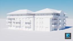 modelisation 3d architecture