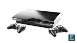rendu 3d playstation - design produit