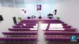 image 3d salle de concert - roughman freelance