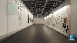 perspective 3d galerie art