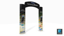 PLV arche - Samsung - image 3d
