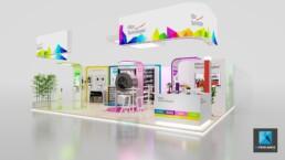 design stand moderne - fillon technologies