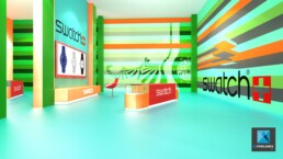 image 3d magasin Swatch