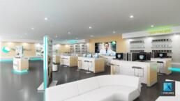 infographiste 3d retail