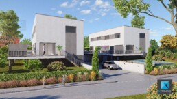 freelance 3d residence architecture Mulhouse