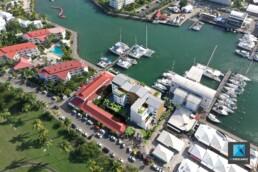 plan 3drésidence Guadeloupe - immobilier architecture - freelance modélisation