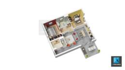graphiste 3d immobilier Rhône-Alpes freelance 3d