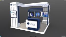 stand 3d en temps réel - Stand en 3D interactive WEB GL
